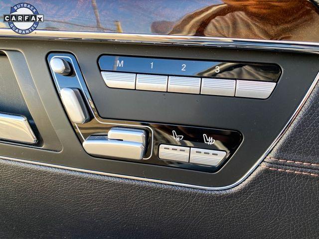 2013 Mercedes-Benz S 63 AMG Madison, NC 25
