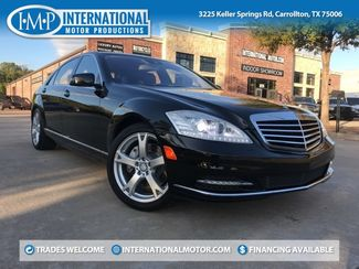 2013 Mercedes-Benz S Class S550 in Carrollton, TX 75006