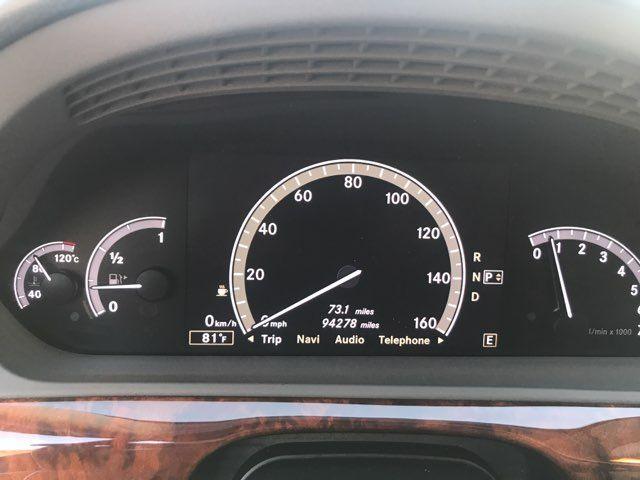 2013 Mercedes-Benz S Class S550 in Carrollton, TX 75006