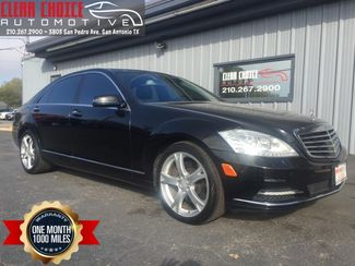 2013 Mercedes-Benz S Class S550 in San Antonio, TX 78212