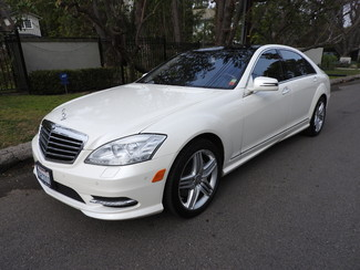 2013 Mercedes-Benz S550 in , California