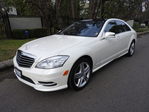 2013 Mercedes-Benz S550 Super Clean! One Owner! in , California