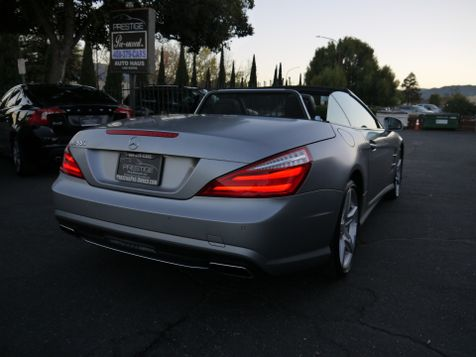 2013 Mercedes-Benz SL 550 (*NAVI/BACK UP/HEATED/COOL/MASSAGE SEATS/SKYROOF*)  in Campbell, CA