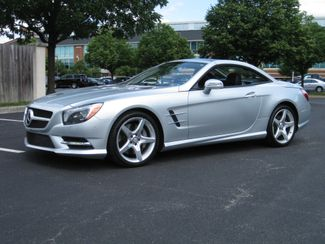 2013 Sold Mercedes-Benz SL 550 Conshohocken, Pennsylvania 1