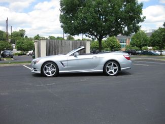 2013 Sold Mercedes-Benz SL 550 Conshohocken, Pennsylvania 20
