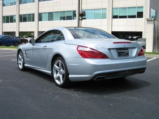 2013 Sold Mercedes-Benz SL 550 Conshohocken, Pennsylvania 4