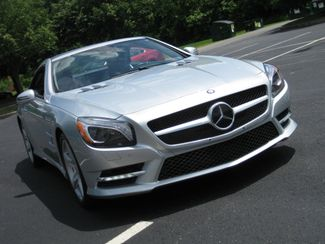 2013 Sold Mercedes-Benz SL 550 Conshohocken, Pennsylvania 7