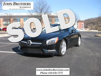 2013 Sold Mercedes-Benz SL 550 Conshohocken, Pennsylvania 0
