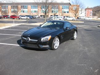 2013 Sold Mercedes-Benz SL 550 Conshohocken, Pennsylvania 13