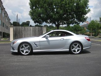 2013 Sold Mercedes-Benz SL 550 Conshohocken, Pennsylvania 2