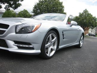 2013 Sold Mercedes-Benz SL 550 Conshohocken, Pennsylvania 19