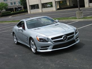 2013 Sold Mercedes-Benz SL 550 Conshohocken, Pennsylvania 22