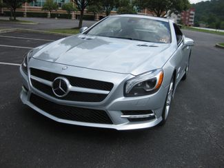 2013 Sold Mercedes-Benz SL 550 Conshohocken, Pennsylvania 5
