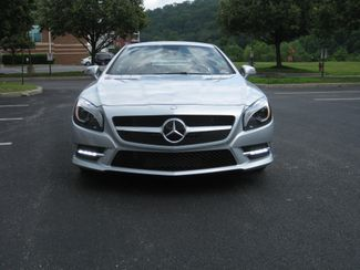 2013 Sold Mercedes-Benz SL 550 Conshohocken, Pennsylvania 8
