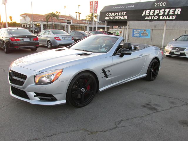 2013 Mercedes-Benz SL 550 Convertible