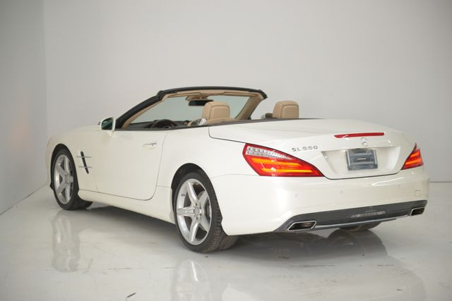 2013 Mercedes-Benz SL 550 Houston, Texas 9