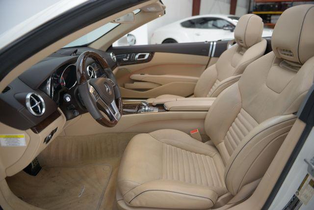 2013 Mercedes-Benz SL 550 Houston, Texas 15