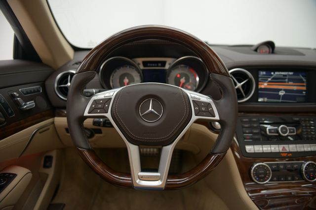 2013 Mercedes-Benz SL 550 Houston, Texas 21