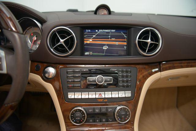 2013 Mercedes-Benz SL 550 Houston, Texas 24