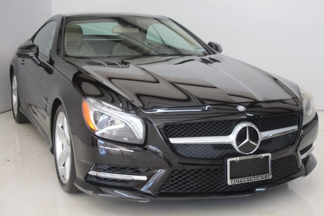 2013 Mercedes-Benz SL 550 Houston, Texas 10