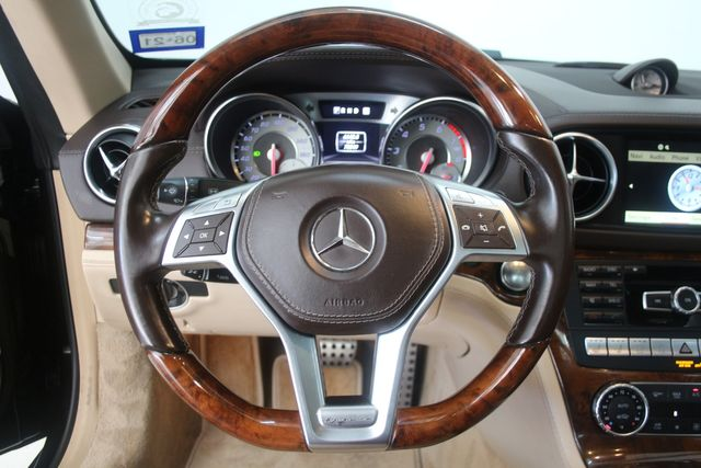 2013 Mercedes-Benz SL 550 Houston, Texas 33