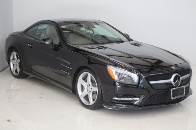 2013 Mercedes-Benz SL 550 Houston, Texas 11