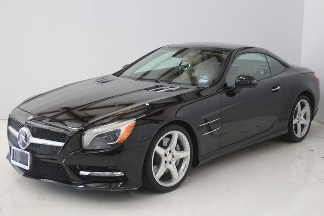 2013 Mercedes-Benz SL 550 Houston, Texas 12