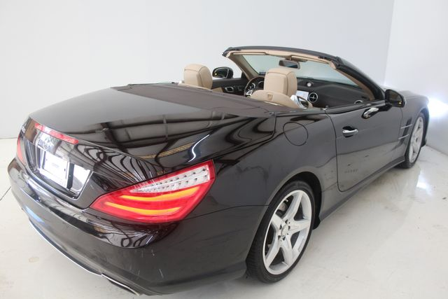 2013 Mercedes-Benz SL 550 Houston, Texas 2