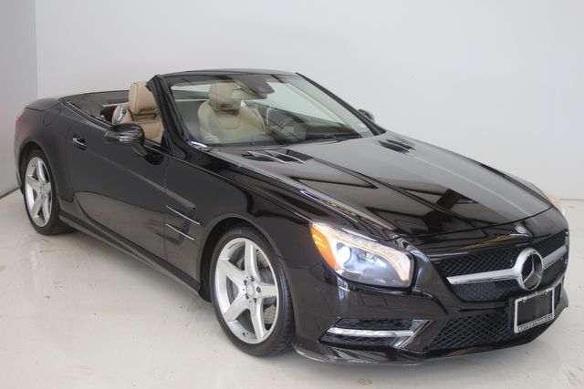 2013 Mercedes-Benz SL 550 Houston, Texas 1