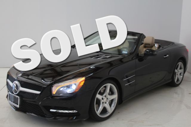 2013 Mercedes-Benz SL 550 Houston, Texas 0