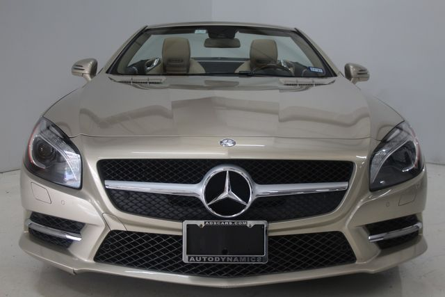 2013 Mercedes-Benz SL 550 Houston, Texas 2