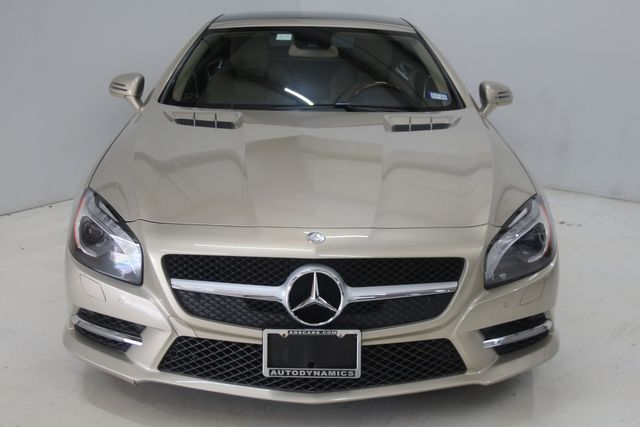 2013 Mercedes-Benz SL 550 Houston, Texas 14