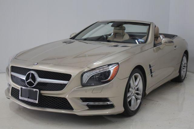 2013 Mercedes-Benz SL 550 Houston, Texas 3