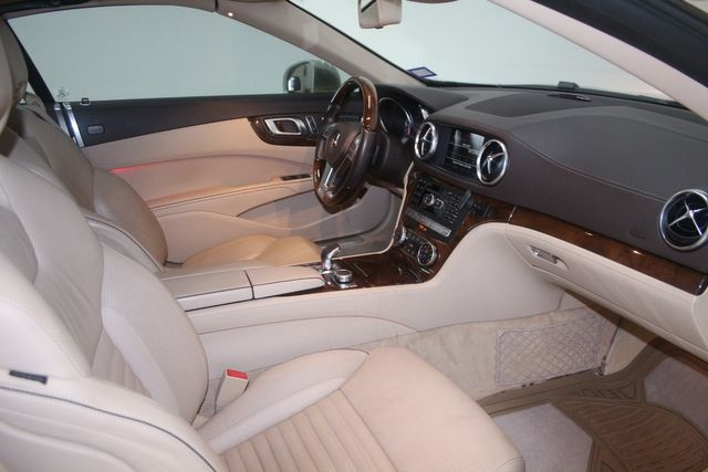 2013 Mercedes-Benz SL 550 Houston, Texas 42