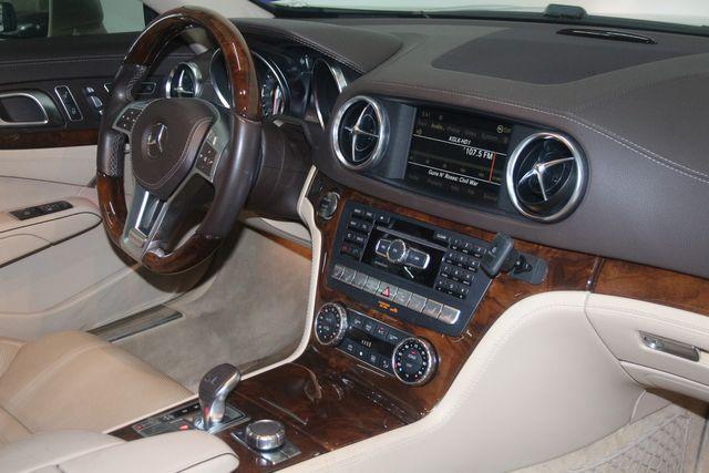 2013 Mercedes-Benz SL 550 Houston, Texas 44