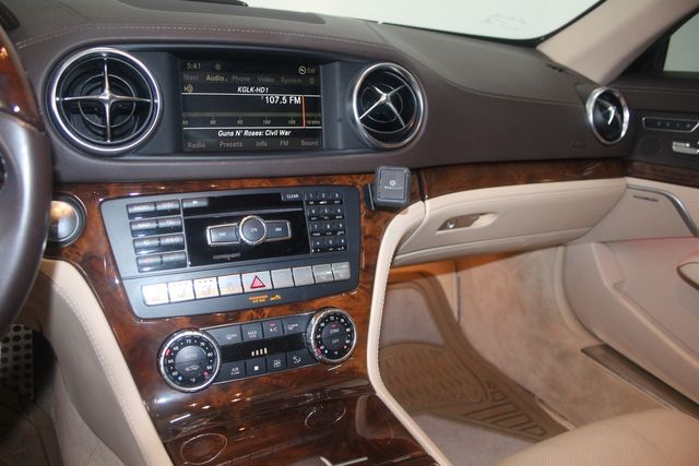 2013 Mercedes-Benz SL 550 Houston, Texas 48