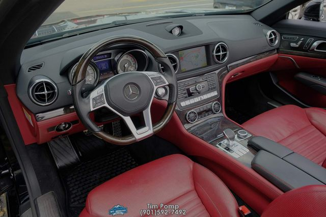 2013 Mercedes-Benz SL 550 PANO GLASS ROOF in Memphis, Tennessee 38115