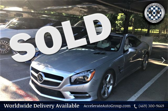 2013 Mercedes-Benz SL 550  in Rowlett