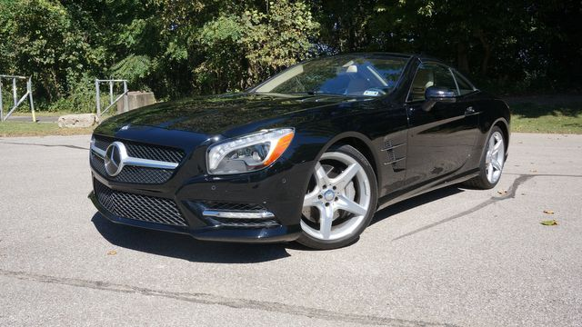 2013 Mercedes-Benz SL 550 AMG Valley Park, Missouri 9