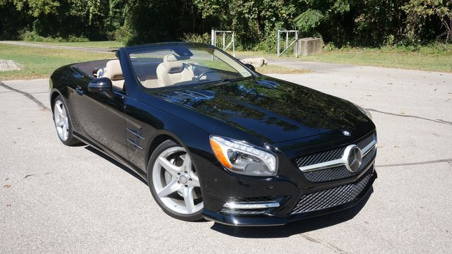 2013 Mercedes-Benz SL 550 AMG Valley Park, Missouri 4