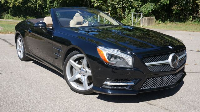 2013 Mercedes-Benz SL 550 AMG Valley Park, Missouri 11