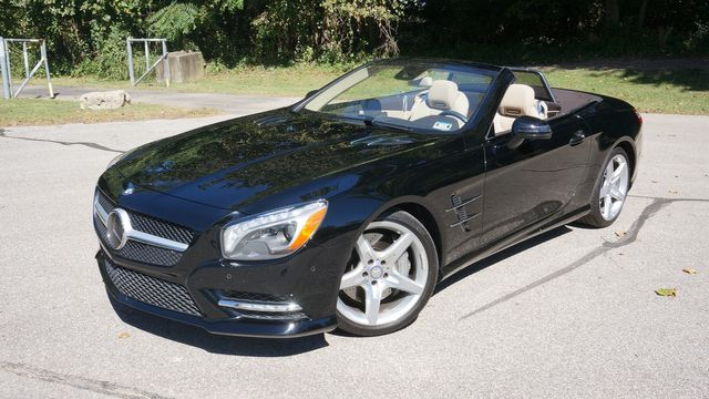 2013 Mercedes-Benz SL 550 AMG Valley Park, Missouri