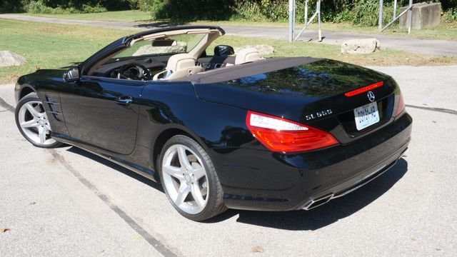 2013 Mercedes-Benz SL 550 AMG Valley Park, Missouri 2