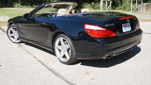 2013 Mercedes-Benz SL 550 AMG Valley Park, Missouri 3