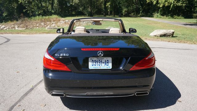 2013 Mercedes-Benz SL 550 AMG Valley Park, Missouri 12