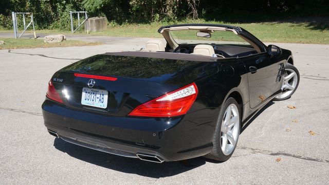 2013 Mercedes-Benz SL 550 AMG in Valley Park, Missouri 63088