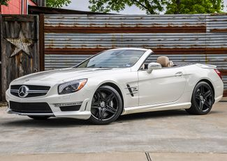 2013 Mercedes-Benz SL 63 in Wylie, TX