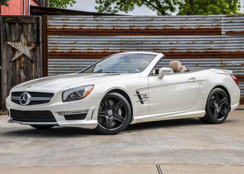2013 Mercedes-Benz SL 63 AMG Convertible in Wylie, TX