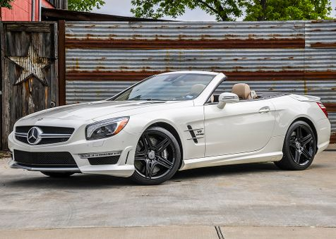 2013 Mercedes-Benz SL 63 AMG Convertible in Wylie, TX