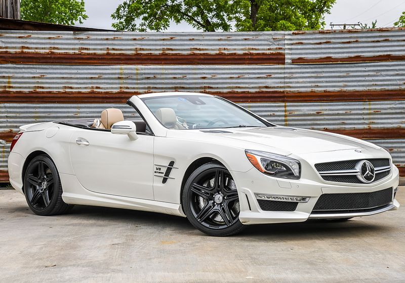 2013 Mercedes-Benz SL 63 AMG Convertible  city TX  Dallas Motorsports  in Wylie, TX
